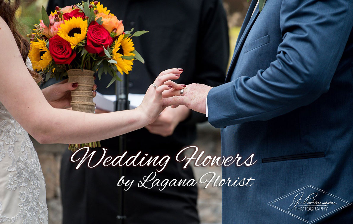 Wedding Flowers by Lagana Florists