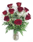Red Rose Bouquet from Lagana Florist in Middletown, CT