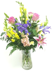 Summer Breeze from Lagana Florist in Middletown, CT