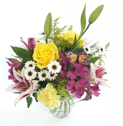 Pick Me Up Bouquet from Lagana Florist in Middletown, CT