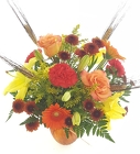 Fall Frenzy from Lagana Florist in Middletown, CT