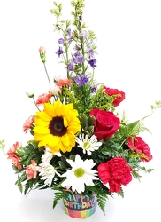 BIRTHDAY WISHES from Lagana Florist in Middletown, CT