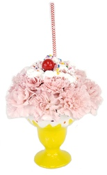 Flora Sundae  from Lagana Florist in Middletown, CT
