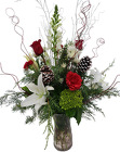 Christmas Spirit from Lagana Florist in Middletown, CT