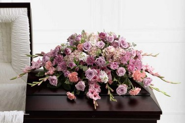The FTD Immorata(tm) Casket Spray from Lagana Florist in Middletown, CT