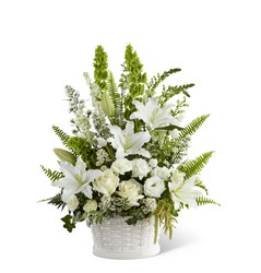 The FTD In Our Thoughts Arrangement from Lagana Florist in Middletown, CT