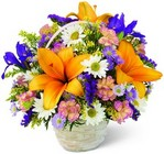 The FTD Natural Wonders Bouquet from Lagana Florist in Middletown, CT