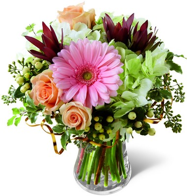 The FTD So Beautiful Bouquet