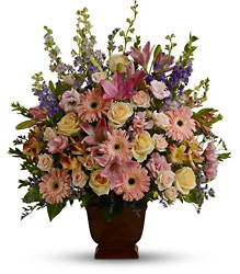 Teleflora's Loving Grace from Lagana Florist in Middletown, CT
