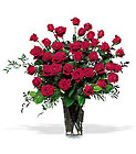 Three Dozen Red Roses from Lagana Florist in Middletown, CT
